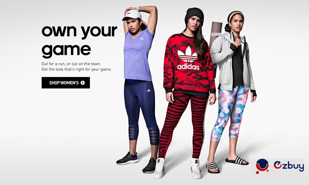 nhận mua hàng Adidas có code off 30% giảm giá chính hãng tại Việt Nam