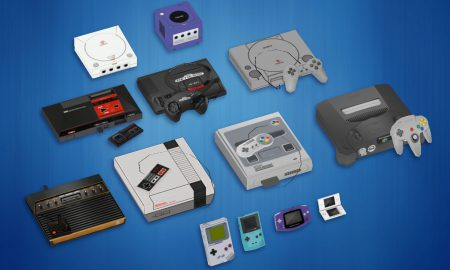 Japanese Video Game Consoles