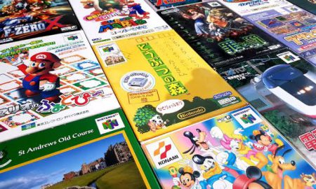 Buy Games From Japan