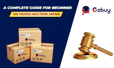 A complete guide for beginner on Yahoo Auction Japan