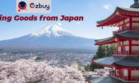 An Efficient Service for Buying Goods from Japan to UK