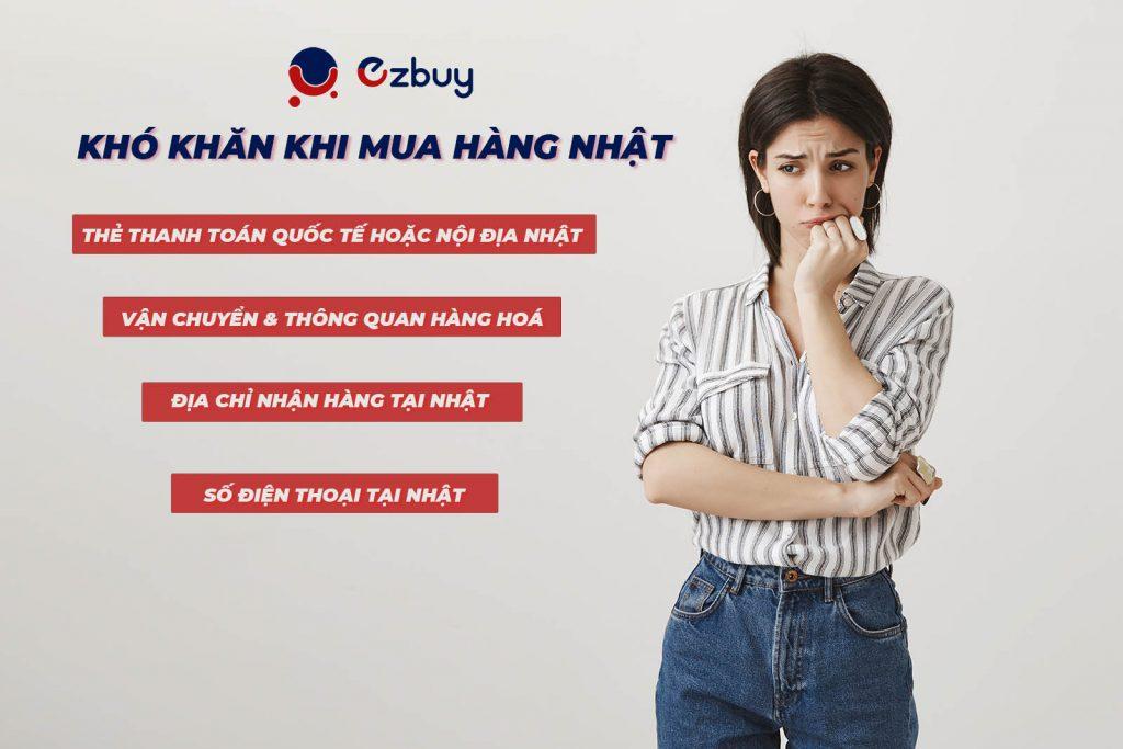 Cách mua hàng Nhật online từ Việt Nam