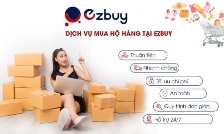 Dịch vụ mua hộ hàng Nhật uy tín