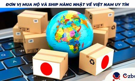 Đơn vị mua hộ và ship hàng Nhật về Việt Nam uy tín?