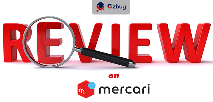 Feedback and Reviews on Mercari