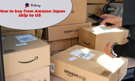 How to buy from Amazon Japan ship to US