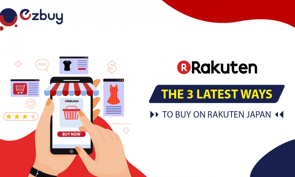 How to buy from Rakuten Japan