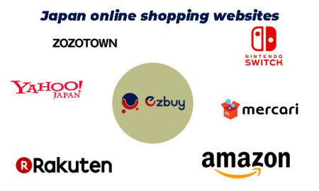 Japan online shopping websites
