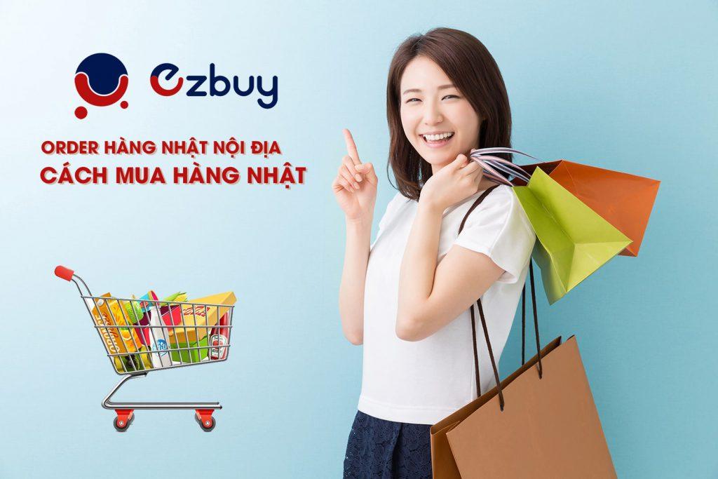 Website order hàng Nhật nội địa. Cách chọn mua hàng Nhật giá rẻ