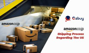 The Amazon Japan Shipping Process Regarding the US
