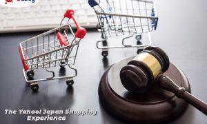 The Yahoo! Japan Shopping Experience