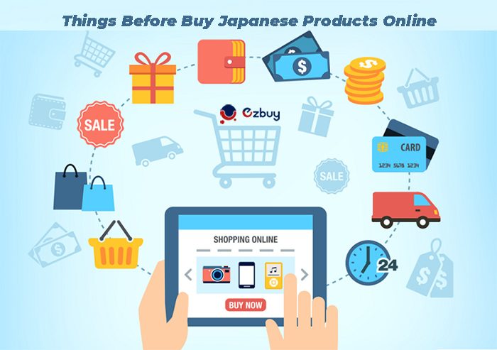 Things Before You Know To Buy Japanese Products Online