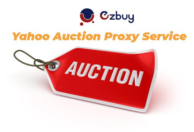 Yahoo Auction Proxy Service
