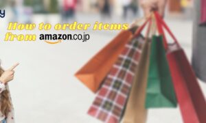 How to order from Amazon Japan