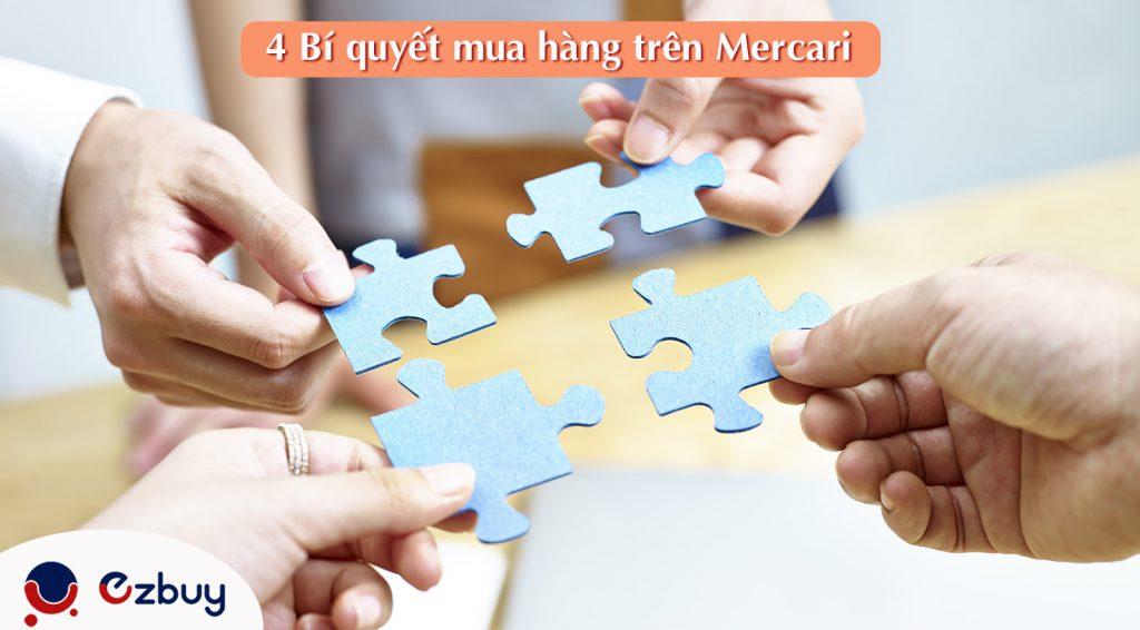 Bí quyết mua hàng Mercari Nhật Bản an toàn