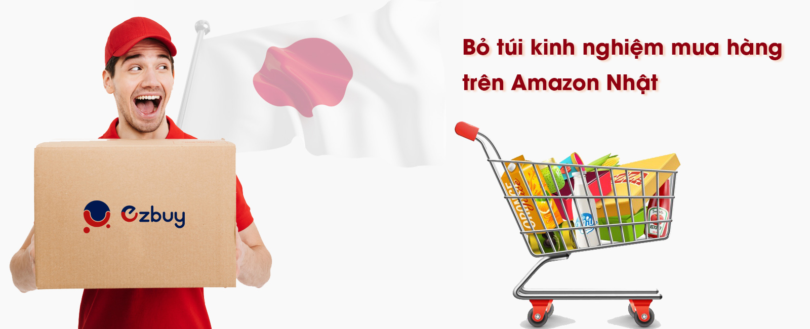 Bỏ túi kinh nghiệm mua hàng trên Amazon Nhật