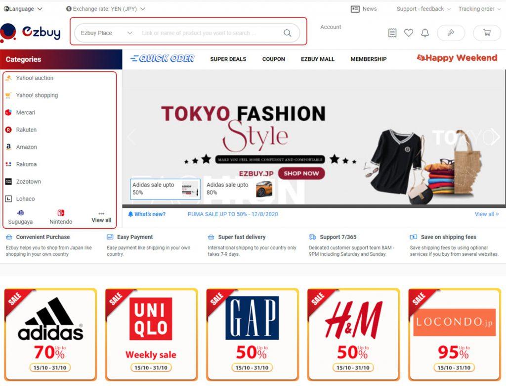 Cách mua hàng trên Rakuten Nhật Bản ngay tại Việt Nam