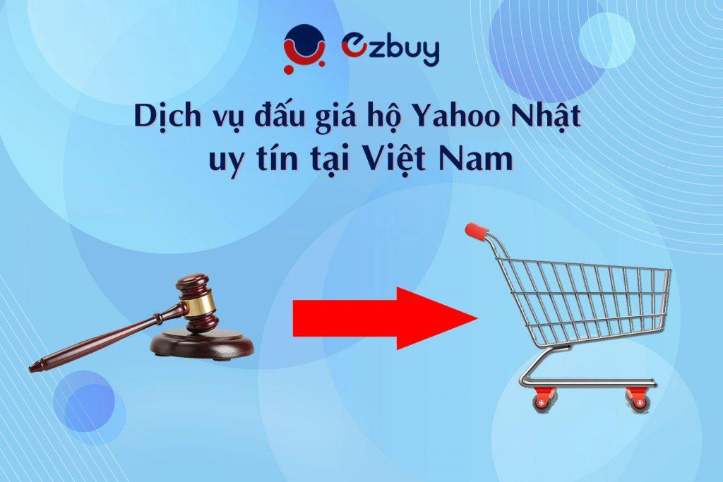 Dịch vụ đấu giá hộ Yahoo Nhật uy tín tại Việt Nam