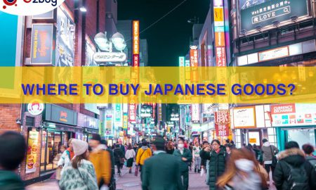 Where to buy Japanese goods?