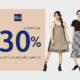 GU giảm giá tới 30% toàn bộ sản phẩm trong tháng 6 này