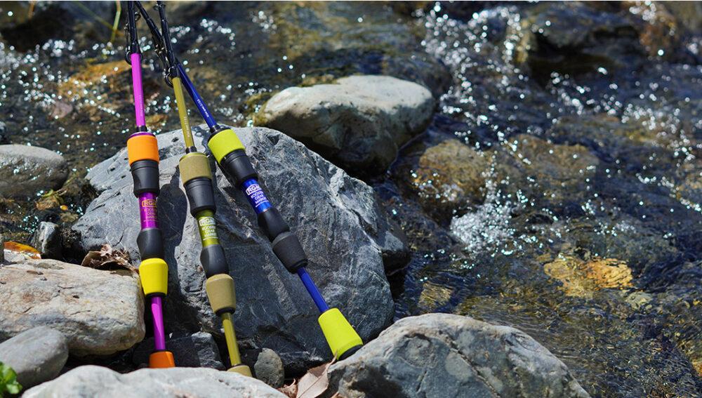 Japanese Bamboo Fishing Rods